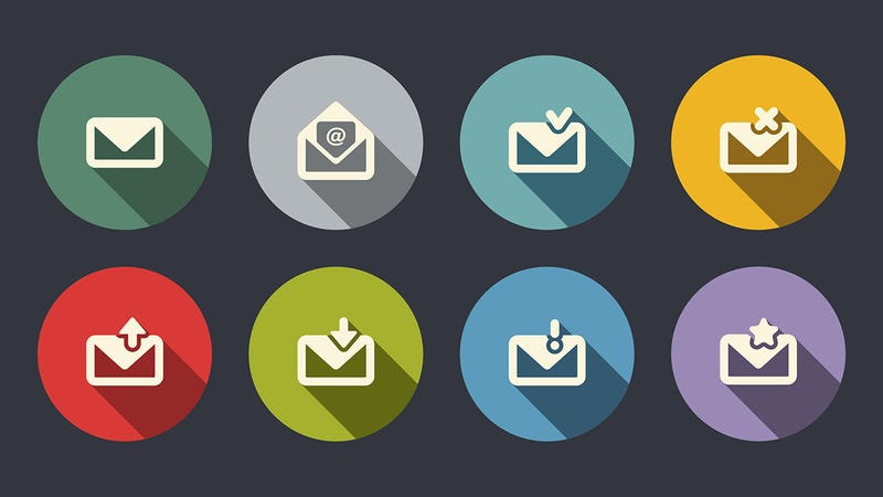 Illustration for article titled 7 Gmail Filters to Make Email Less of a Chore