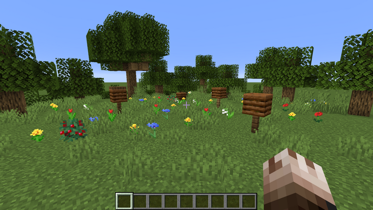 Minecraft Finally Adds Composting