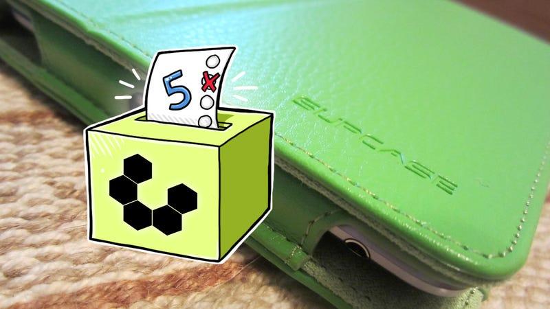 Illustration for article titled Five Best Nexus 7 Cases