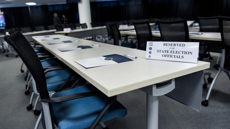 In February, state election officials gathered in Bethesda, Maryland, for a series of classified briefings held to raise awareness of foreign meddling in election systems.
