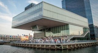 The ICA in Boston. Image via @ICAinBoston on Twitter.