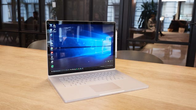 New Surface Book 3 Details Leaked by European Retailers