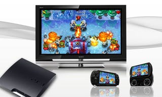 Illustration for article titled PS3 Update 3.15 Makes PSP minis Maxi