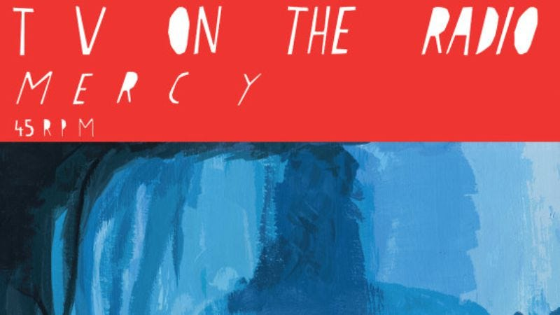 """TV On The Radio returns with """"Mercy,"""" its first song in two years"""