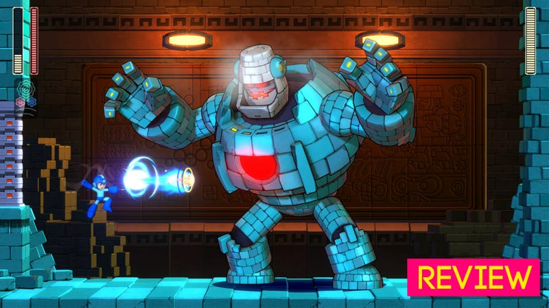 Illustration for article titled Mega Man 11: The KotakuReview