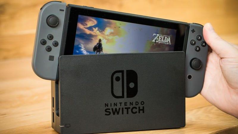 Illustration for article titled Nyren's Corner: Nintendo Switch 2.0 Rumors Have Returned