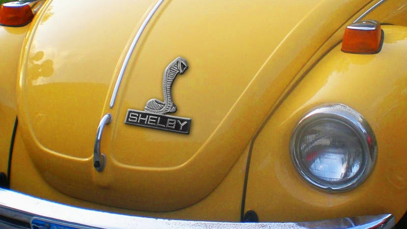 Illustration for article titled Carroll Shelby, Beetle Owner?