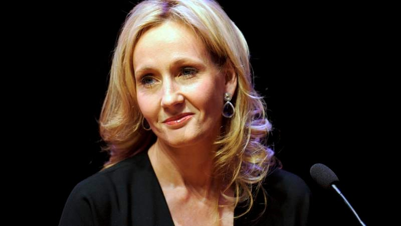 J.K. Rowling (Image by: Getty Images)