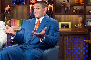 Illustration for article titled Is John Cena The Best Wrestler Of 2015?