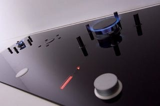 Fisher paykel izona cooksurface gas range goes high tech - Plaque induction angle ...