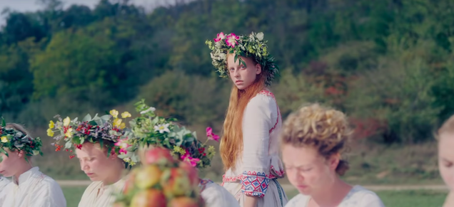 Surprise! A24 is releasing the Midsommar director's cut in theaters this weekend