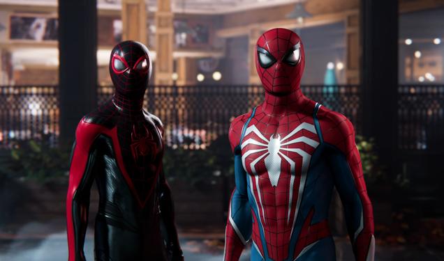 Insomniac s Next Spider-Man Game Will Bring Venom to the Party