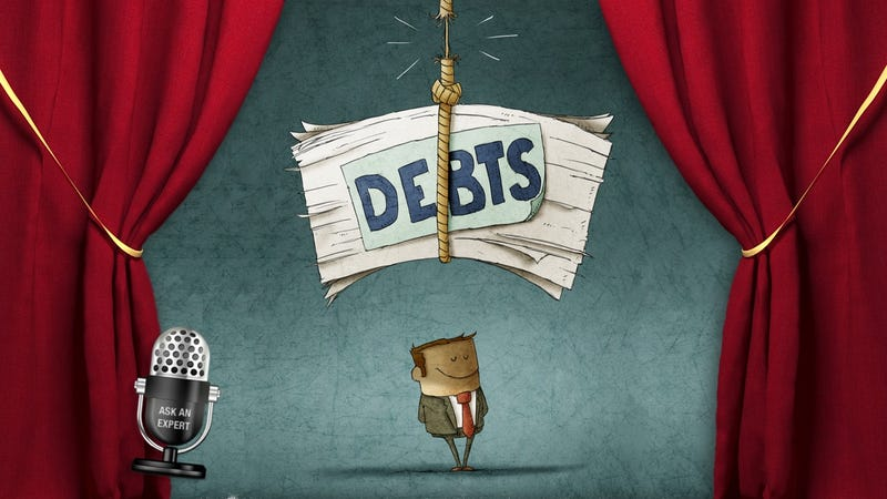 Illustration for article titled Ask an Expert: All About Dealing With Debt
