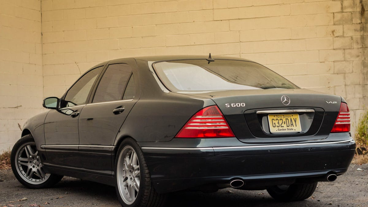 The 180 Mph Cheaper Sleeper Story Of My Mercedes S600 V12 Tt Benz Check Engine