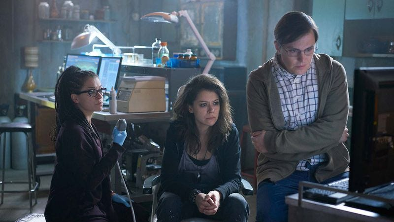 Illustration for article titled Orphan Black fixes its messy past with a sharp course-correction