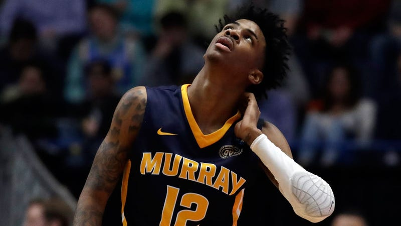 Illustration for article titled The Ja Morant Show Is Over—For Now