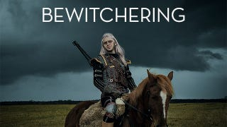 Illustration for article titled The Witcher Comes To Life With Very Witchery Cosplay