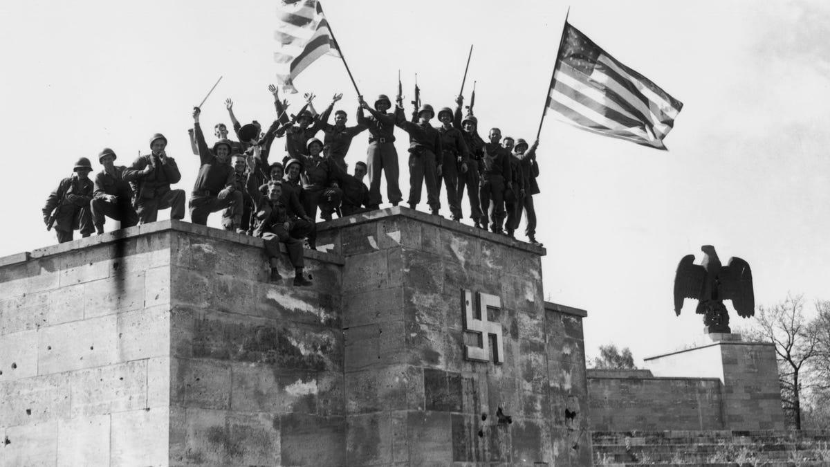 Hitler goes west: The secret plans for Nazi America