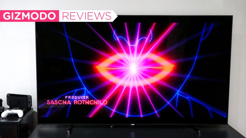 Samsung's $3,500 QLED TV Almost Feels Like It's Worth It