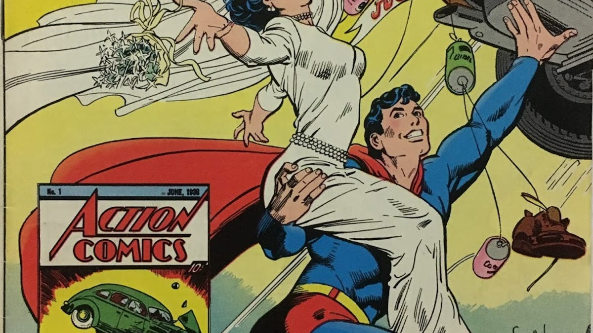Some Other Superhero Weddings That Went Off With or Without ...