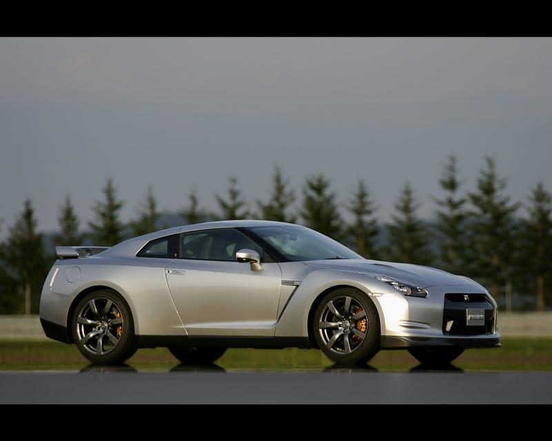Illustration for article titled Nissan GT-R