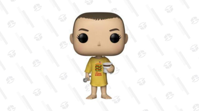 Funko Pop! Stranger Things - Eleven in Burger T-Shirt | $6 | Amazon