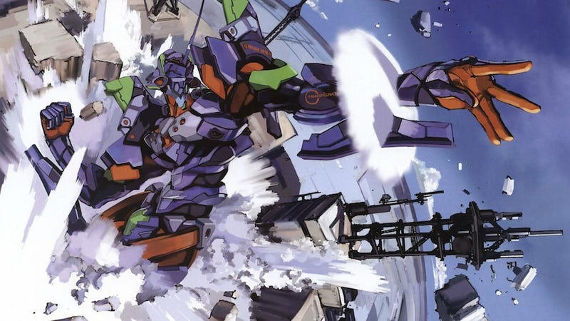 Illustration for article titled Evangelion 3.33 changes everything you think you know about Evangelion