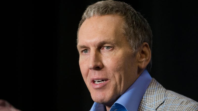 Illustration for article titled Bryan Colangelo's Wife Could Be The Person Behind Woodergate