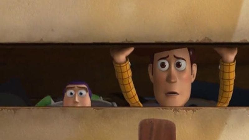 There's finally a fairly coherent video summary of that insane Pixar theory