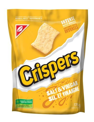 Illustration for article titled I'm currently eating Salt and Vinegar Crispers