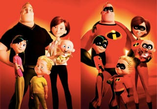 Illustration for article titled Incredible News: Brad Bird Currently Writing Incredibles 2 Script!