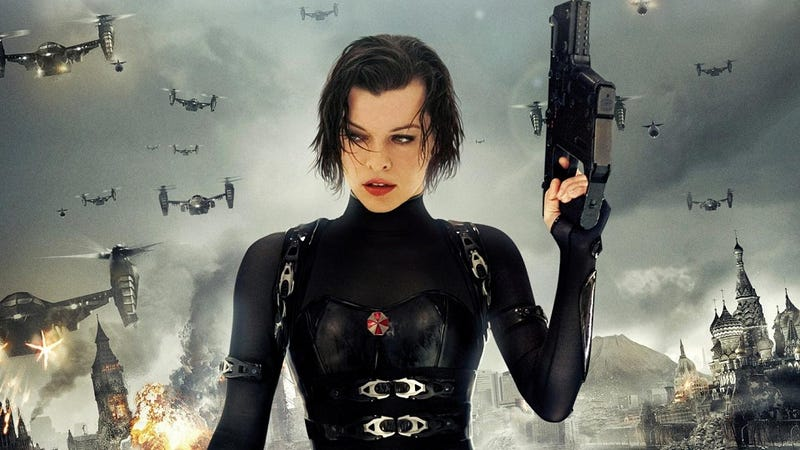 Illustration for article titled Resident Evil: Retribution: Your Punishment for Loving Action Movies