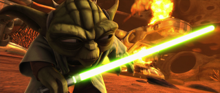 Illustration for article titled Yoda Will Appear In Star Wars Rebels—Or At Least Part Of Him Will