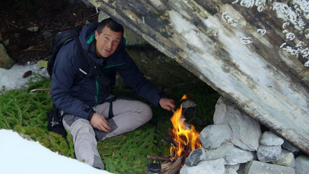 How real are all the terrible things you can do to Bear Grylls in Netflix's interactive You Vs. Wild?