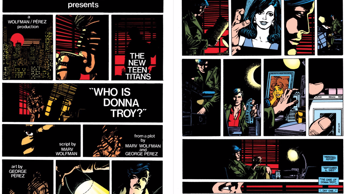 One of the Best Teen Titans Comics Ever Works Because It's Barely a  Superhero Story