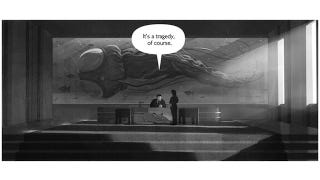 Illustration for article titled A surprisingly great noir-style comic set in the world of Pokémon