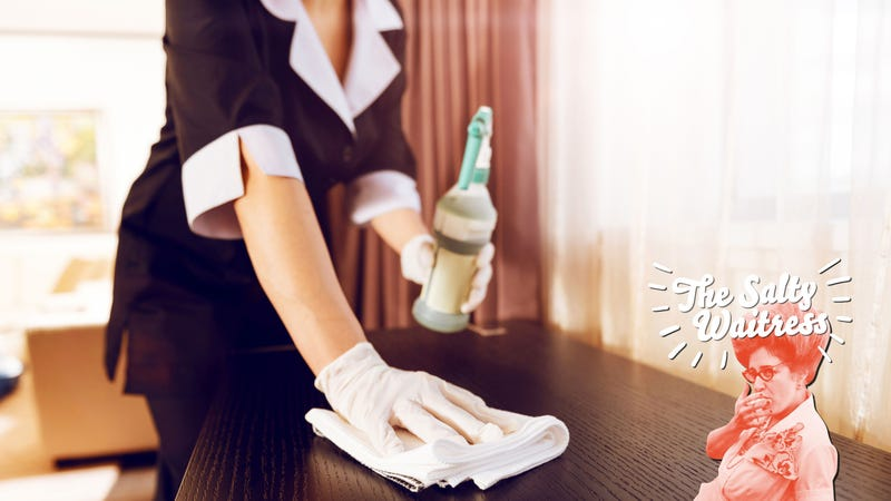 Ask The Salty Waitress: When and how much should I tip hotel housekeeping?