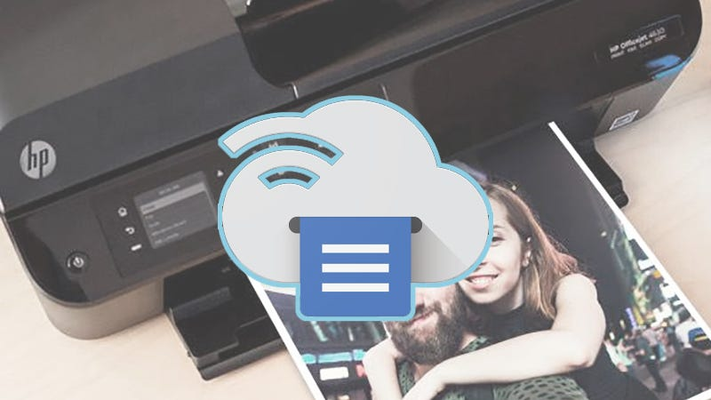 Google Runs A Cloud Print Service That Can Make Any Printer Internet Enabled Or Not Accessible From Over The Web If Theres You Need To Get At