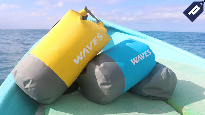 Illustration for article titled Protect Your Gear with the Infinite Dry Bag from WavesGear (50% Off)