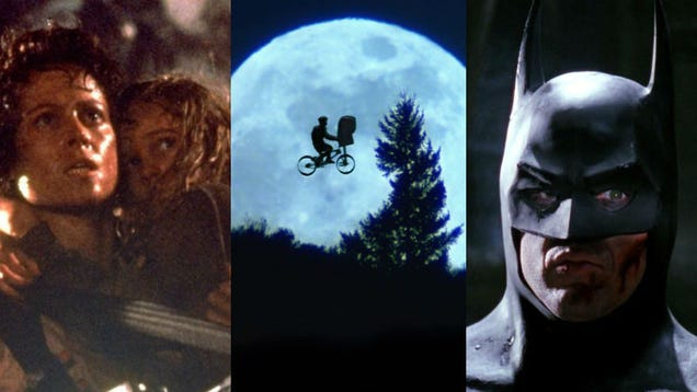 Our 25 Favorite Summer Blockbusters of the 1980s