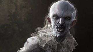 Illustration for article titled American Horror Story concept art shows off the hideous Frankenbaby!