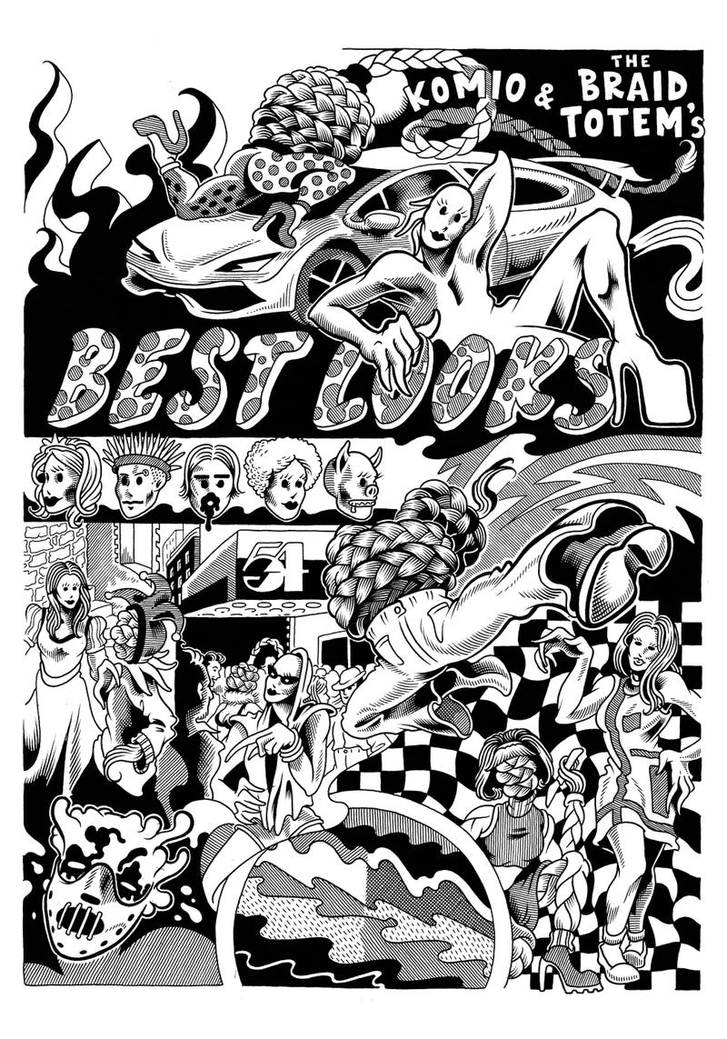 Koyama Press' decade of excellence continues with 6