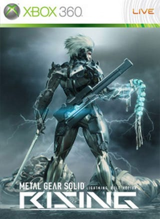 Illustration for article titled Metal Gear Solid: Raiden Has Changed