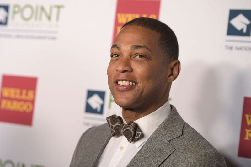CNN news anchor Don Lemon attends the Point Honors Gala at the Plaza Hotel on April 3, 2017, in New York City.
