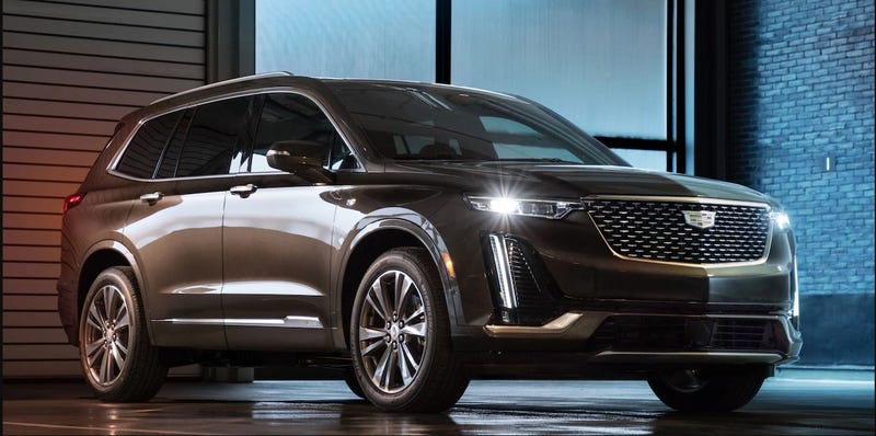 Illustration for article titled The 2020 Cadillac XT6 starts at $53,690