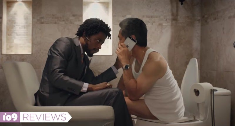 Cassius (Lakeith Stanfield) makes a very personal sales call.