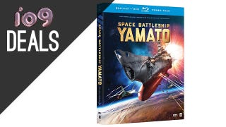 Illustration for article titled Space Battleship Yamato, Frozen For $13, Destiny, iTunes Credit