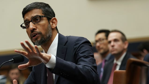 Google s Antitrust Clusterfuck Is Turning Into a Three-Way