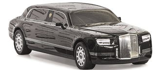 Illustration for article titled Russian President Vladimir Putin Is About To Get His Own Special Limo