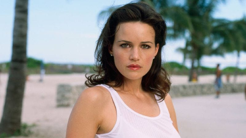 Carla Gugino in Karen Sisco (ABC)
